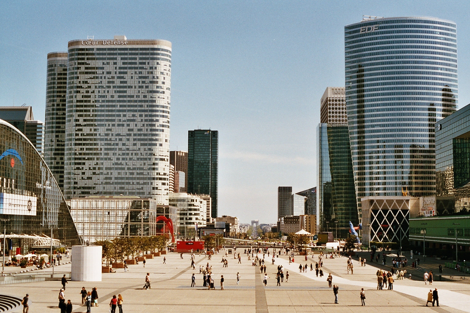 Image result for Дефанс La Defense