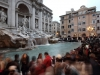 The-Trevi-fountain-in-winter
