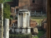 Temple of Vesta. Rome, Roman Forum.
